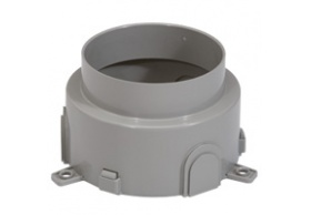 089649 Flush-mounting box