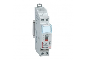 412544 Legrand Contactor 2NO 25A MAN