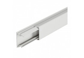638100 Distribution mini-trunking 15 x 10 mm - 2 m length
