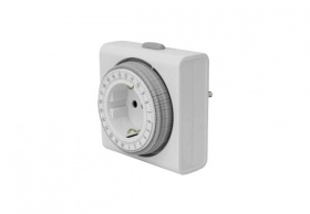 E305D4-G Analog time switch adjustable