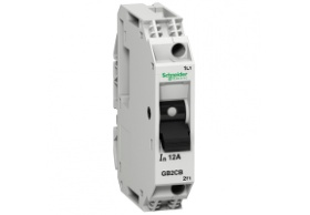 GB2CB07 Thermal-magnetic circuit breaker - 1P - 2 A - Id = 26 A