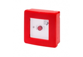 GW42201 Watertight enclosure for emergency system with illuminated push-button