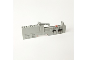 1734-TOP POINT I/O One-piece Terminal Base with Screw Clamp, 8 Terminations