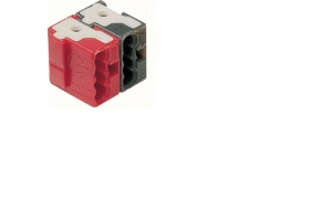 TG008 Connectors for twisted pair termination red/black