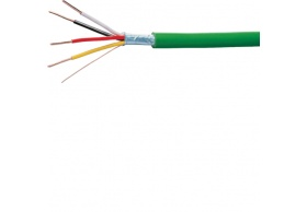 TG018 Bus cable length 100m green, KNX