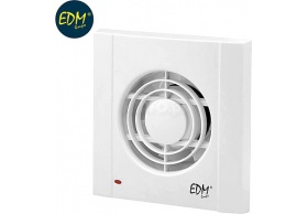 08406 Extractor EDM 13W 75MM 120M3