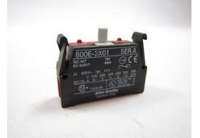 800E-3X01 Contact Push Button